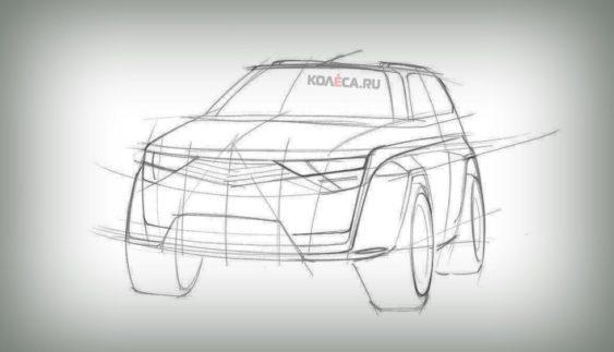 Абсолютно новий кросовер УАЗ: свіжі дані