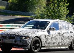 BMW 3-серії G20: перші фото і подробиці