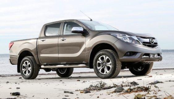 Новий пікап Mazda випускатиме разом з Isuzu