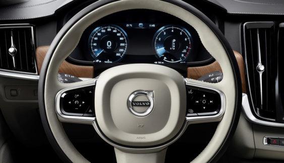 Volvo починає тестувати безпілотні автомобілі