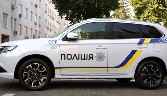 У МВС представили новий поліцейський автомобіль (Фото)