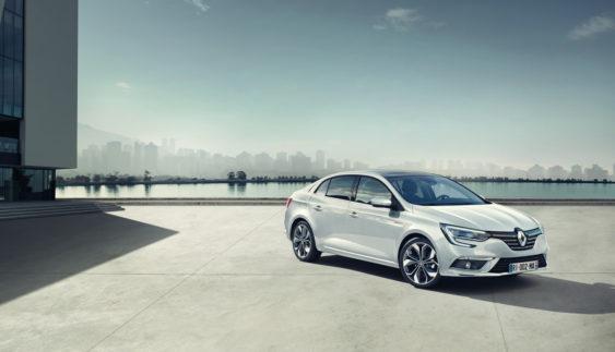 Renault представила новий седан Megane (фото)