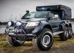 Ісландський позашляховик-монстр: ідеальна машина для наших доріг