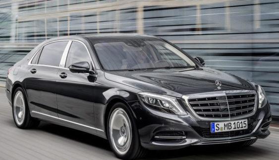 В Україні з'явився ще один надзвичайно дорогий Mercedes-Maybach (Фото)