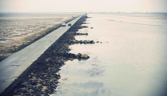 Найдивовижніша в світі підводна дорога (фото)