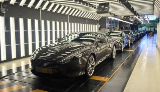 Aston Martin припинила випуск моделі DB9
