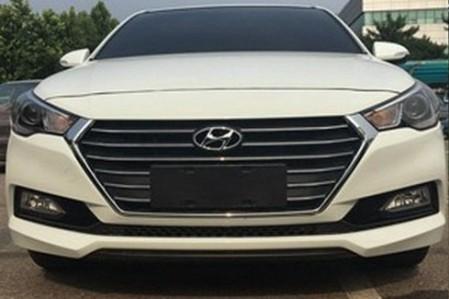Новий Hyundai Solaris: опубліковані фото серійного автомобіля