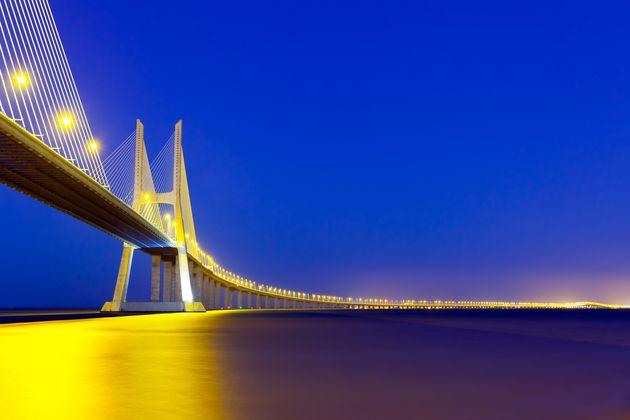 Vasco da Gama bridge.