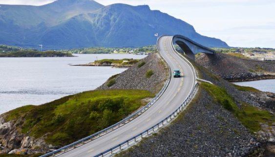 5 дивовижних мостів, які варто перетнути на автомобілі