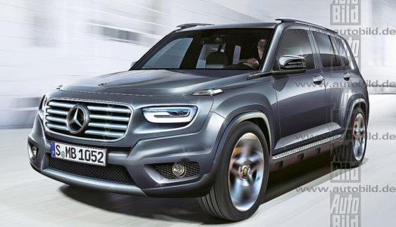 Mercedes випустить «міні-Гелендваген»: нові подробиці і фото