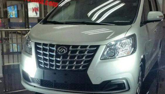 Китайський клон мінівена Toyota виявився втричі дешевшим, ніж оригінал (фото)