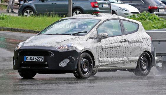 Ford випустить Fiesta в новому кузові (Фото)