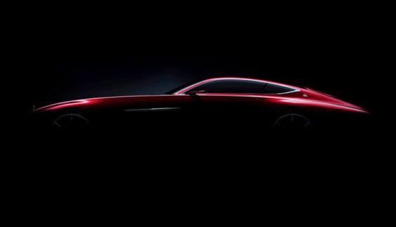 Концептуальне купе Mercedes-Maybach: перше зображення новинки