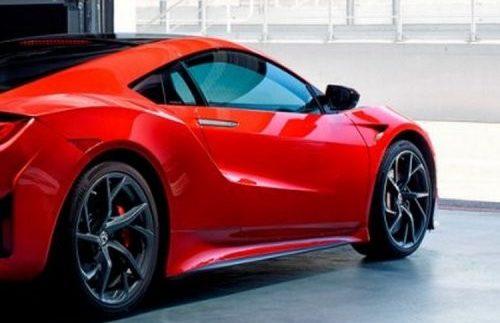 Honda скоро презентує свій новий спорткар