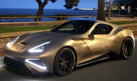 Новий претендент на звання найдорожчого авто в світі (Фото)