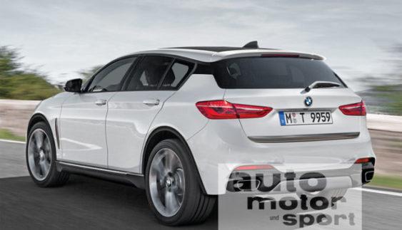 BMW покаже концепт нового покоління X2