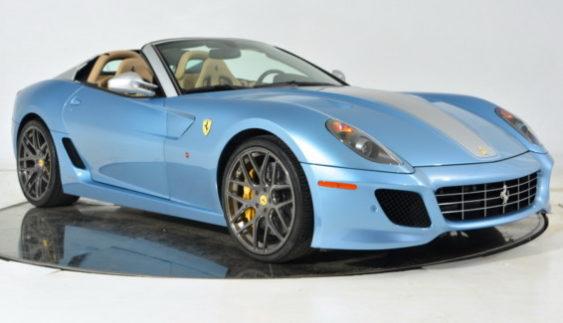 Рідкісний Ferrari продається за неймовірно шалену суму (Фото)