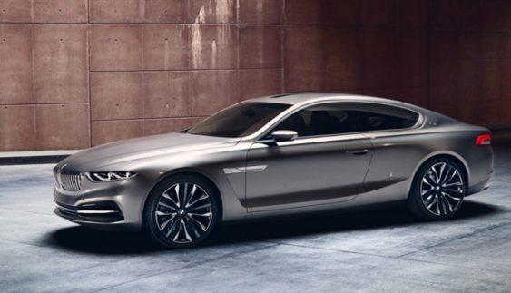 Німецька компанія BMW розробляє нове купе 7-Series