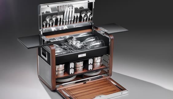 Rolls-Royce випустив люксовий набір для пікніка (Фото)