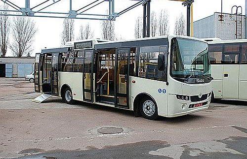 У столиці запрацювали маршрутки нового типу (Фото)