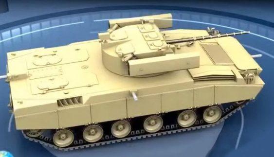 У Харкові планується налагодити виробництво української бойової машини піхоти третього покоління (Фото)