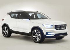 Volvo опублікувала офіційні фотографії концепт-кара XC40