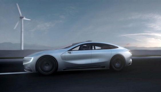 Китайський конкурент Tesla Model S: свіжа інформація про новинку