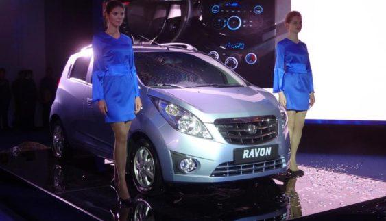 В Україні представлять новий бюджетний бренд авто
