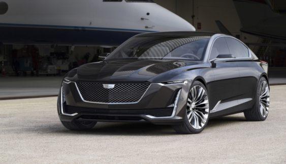 Cadillac показав дизайн своїх майбутніх моделей (Фото)