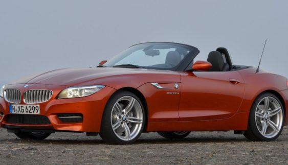 Компанія BMW завершила виробництво моделі Z4