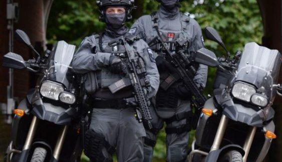 Поліцейські отримали потужні мотоцикли BMW F800GS