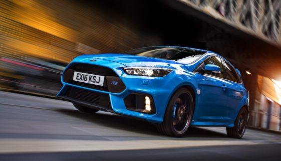 Ford Focus отримав 375-сильну версію