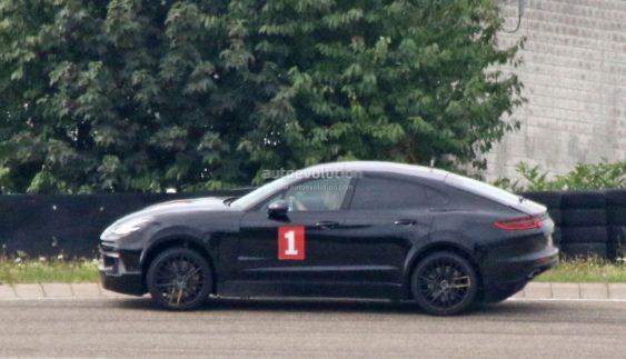 Новий Porsche Cayenne: перші фото версії «купе»