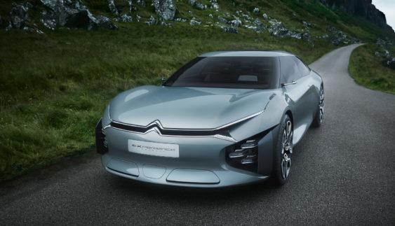 Citroen показав вражаючий преміальний автомобіль (Фото)