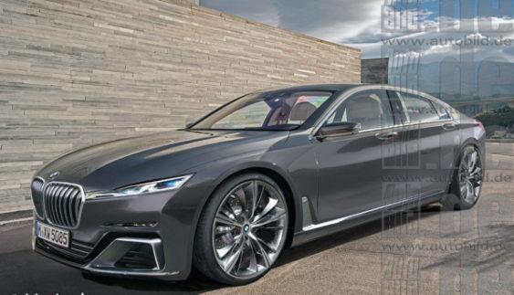 BMW готує розкішного конкурента Maybach