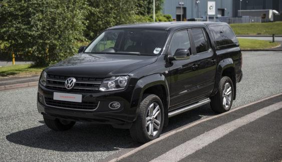 Volkswagen побудує позашляховик на базі Amarok