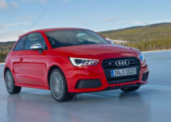Audi планує випустити маленького 300-сильного хетчбека