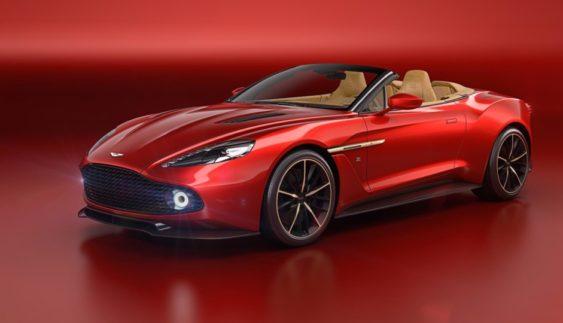 Aston Martin представив ексклюзивний родстер (Фото)