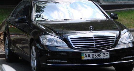 Визначено найдорожчi автомобiлi, що належать народним депутатам