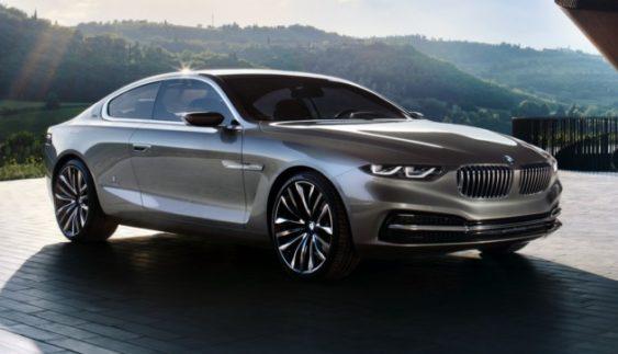 З'явилися нові подробиці про BMW 8 Series
