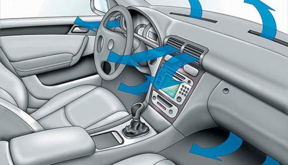 Небезпечні наслідки від кондиціонера в авто