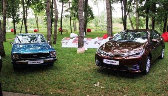 Нова Toyota Corolla дебютувала в Україні (Фото)