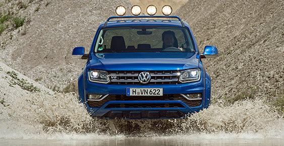 Volkswagen зробить великий позашляховик на базі Amarok