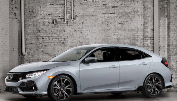Розкрито зовнішність нового хетчбека Honda Civic (фото)