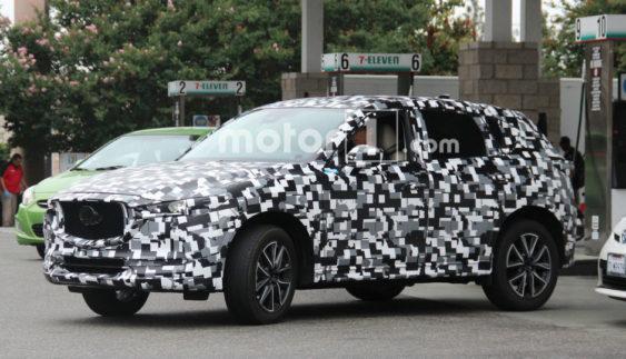Mazda почала випробування оновленого кросовера CX-5 (Фото)