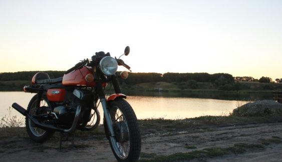 Мотоцикли з минулого