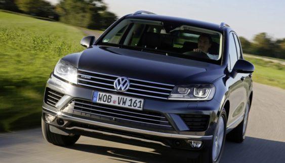 Volkswagen Touareg 2017: нова інформація про популярний кроссовер