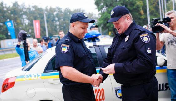 Поліція пересіла на автомобілі ЗАЗ