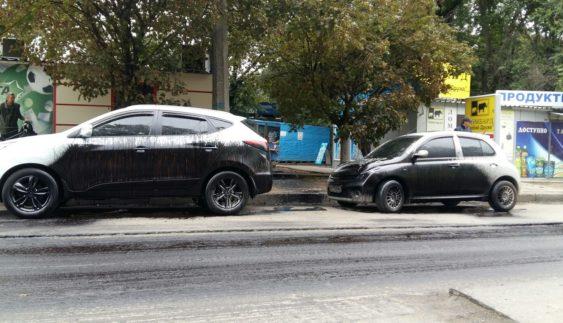 Такого ви ще не бачили: результат роботи дорожників (Фото)