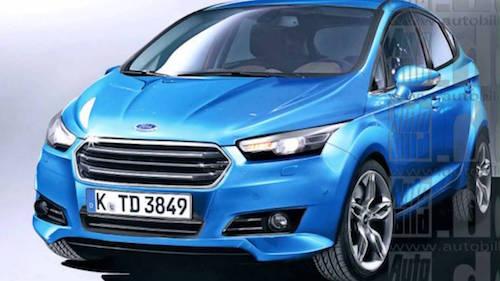 Стильний і розкішний: Ford Fiesta отримав новий дизайн